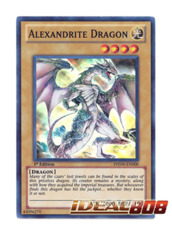 Alexandrite Dragon - PHSW-EN000 - Super Rare - Unlimited Edition
