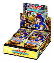 BFE-BT01 Dragon Chief (English) Future Card Buddyfight Booster Box