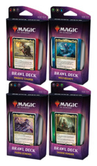 Throne of Eldraine Brawl Deck  Set [All 4 Decks]