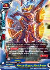 Rescue Dragon, Mach Braver [D-BT04/0043EN R] English