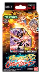 DBS-SD10 ~PARASITIC OVERLORD~ (English) Dragon Ball Super Starter Deck * ETA Nov.22