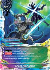 Cross Pair Slash [S-BT04/0015EN RR (FOIL)] English
