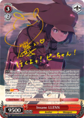 Insane LLENN [GGO/S59-E037SP SP (SIGNED FOIL)] English