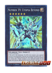 Number 39: Utopia Beyond - MP15-EN188 - Super Rare - 1st Edition