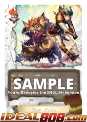 Grimm Asche [S-UB02/0017EN RR (FOIL)] English