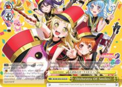 Orchestra Of Smiles! [BD/EN-W03-023S SR (SUPER FOIL)] English