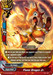 Flame Dragon Jr. [D-BT03/0055EN U (FOIL)] English
