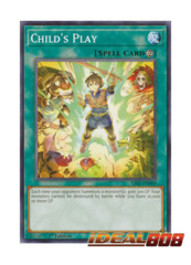 Child's Play - SAST-EN069 - Common - 1st Edition