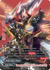 Sovereign War Dragon Lord, Batzz the Infinity [S-RC01/BR02EN BR (Metallic FOIL)] English