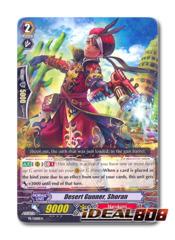 Desert Gunner, Shoran - PR/0188EN - PR (G-BT02 Promo)