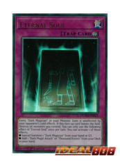 Eternal Soul - DUPO-EN052 - Ultra Rare - 1st Edition
