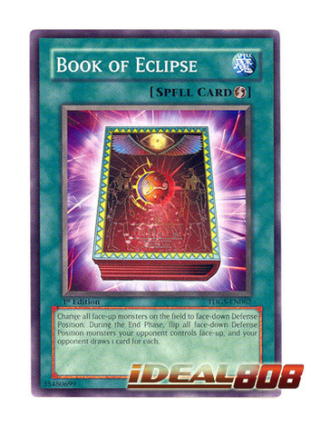 Book of Eclipse - TDGS-EN062 - Common - 1st Edition