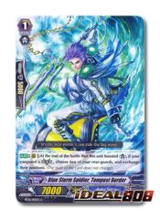 Blue Storm Soldier, Tempest Border - BT16/142EN - C