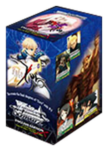 Fate/Zero (English) Weiss Schwarz Booster Box