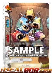 Seven Dwarves [S-UB02/0055EN U (Regular)] English