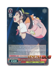 Girl With Twintails, Mayoi Hachikuji [BM/S15-E051S SR (FOIL)] English
