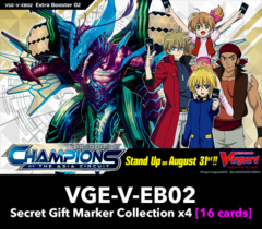 # Champions of the Asia Circuit (V-EB02) Secret Rare ▽ Im Gift Marker Collection Playset [Includes 4 of each SCR's (16 total)]