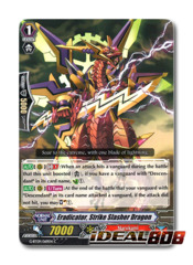 Eradicator, Strike Slasher Dragon - G-BT09/069EN - C