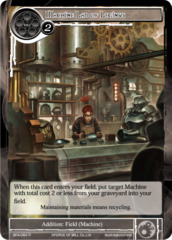 Machine Lab of Leginus [BFA-084 R (Full Art)] English