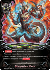 Dimension Ruin [S-BT04/0019EN RR (FOIL)] English