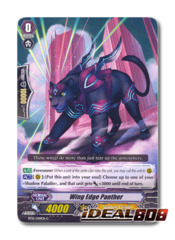 Wing Edge Panther - BT15/049EN - C