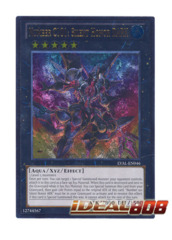 Number C101: Silent Honor DARK - LVAL-EN046 - Ultimate Rare - Unlimited Edition