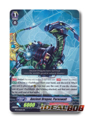 Ancient Dragon, Paraswall - BT11/015EN - RR