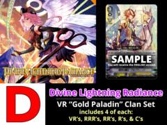 # Divine Lightning Radiance [V-BT12 ID (D)] VR