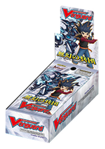 CFV-EB04 Infinite Phantom Legion (English) Cardfight Vanguard Extra Booster Box
