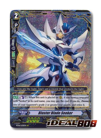 Blaster Blade Seeker - BT16/L02EN - LR