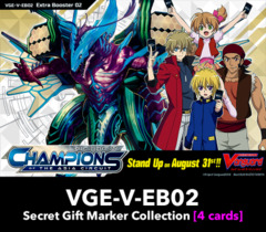 # Champions of the Asia Circuit (V-EB02) Secret Rare ▽ Im Gift Marker Collection x1 [Includes 1 of each SCR's (4 total)]