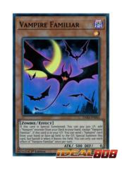 Vampire Familiar - DASA-EN001 - Super Rare - Unlimited