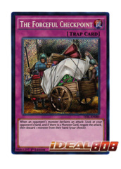 The Forceful Checkpoint - TDIL-EN080 - Secret Rare - 1st Edition