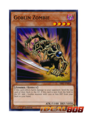 Goblin Zombie - SR07-EN016 - Common - 1st Edition