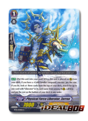 Physical Force Liberator, Zorron - BT15/054EN - C