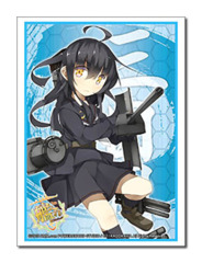 Kantai Collection Kancolle Mikazuki Vol.839 Character Sleeve (60ct)