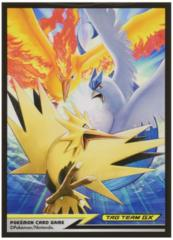 Pokemon - Card Sleeves (64ct) - Articuno / Zapdos / Moltres Tag Team GX [#4521329246871]