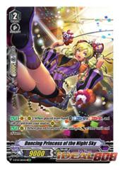 Dancing Princess of the Night Sky - V-BT04/DR04EN - DR (Delete Rare)