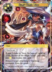 Zero's Magic Light [CFC-017 R (Textured Foil)] English