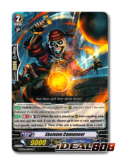 Skeleton Cannoneer - G-BT06/087EN - C