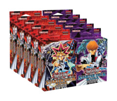 Yugi/Kaiba Reloaded Yugioh Starter Deck (1st Edition) 10ct Box
