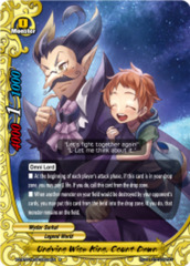 Undying Wise King, Count Dawn [X2-BT01A-SP/0024EN R (Parallel FOIL)] English
