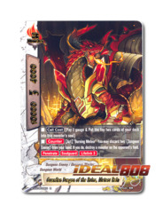 Guardian Dragon of the Ruins, Meteor Rain - BT03/0035EN (R) Rare