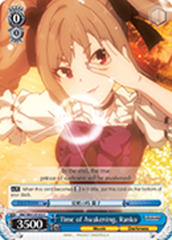 Time of Awakening, Ranko [IMC/W41-E103 C] English