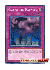Call of the Haunted - SDDC-EN038 - Common - 1st Edition