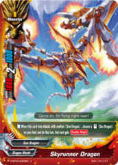Skyrunner Dragon [D-BT03/0053EN U (FOIL)] English