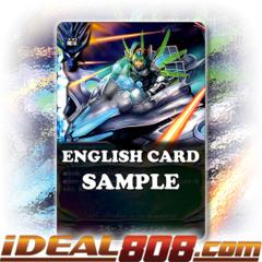 Space Agent [X-BT01A-CP02/0055EN C (FOIL)] English