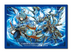 Bushiroad Cardfight!! Vanguard Sleeve Collection (70ct)Vol.239 Regulation Liberator, Aglovale & Bluish Flame Liberator, Prominen