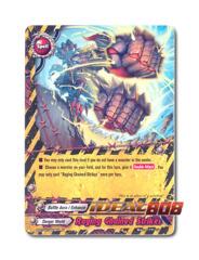 Raging Chained Strikes [H-BT04/0058EN U (FOIL)] English