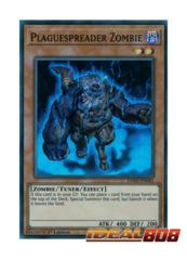Plaguespreader Zombie - DASA-EN041 - Super Rare - Unlimited